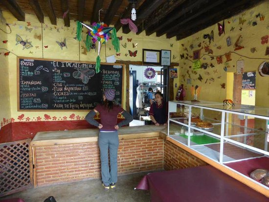 El Itacate del Minero : Eingangsbereich