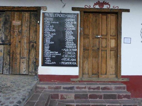 El Itacate del Minero : Gutes Angebot an snacks