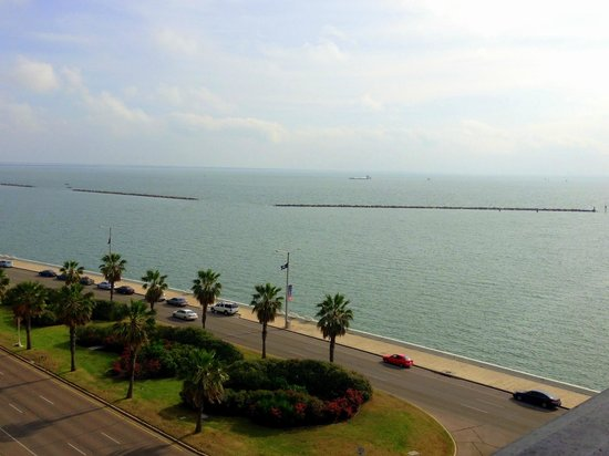 Holiday Inn Corpus Christi Downtown Marina : View from the Balcony