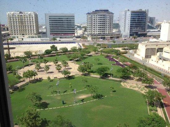 Ibis Deira City Centre: Vistas desde la 643