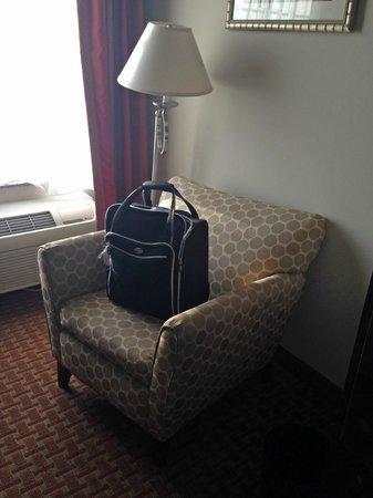 La Quinta Inn & Suites Kingsland/Kings Bay Naval B: chair