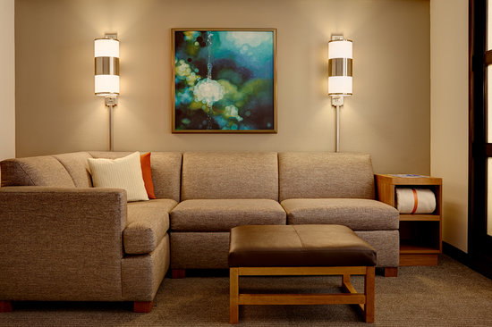 Hyatt Place Baltimore/Owings Mills: Hyatt Place Cozy Corner-Sleeper Sofa