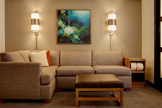 Hyatt Place Baltimore Owings Mills Cozy Corner Sleeper Sofa