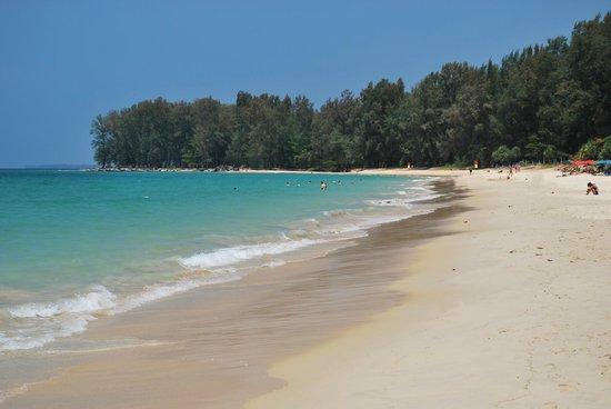 Nai Yang Beach : Spiaggia