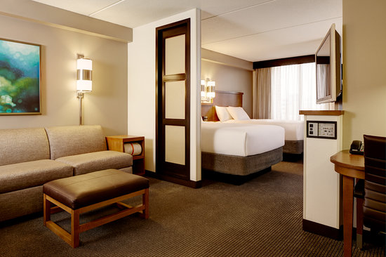 Owings Mills, MD: Hyatt Place Guestroom