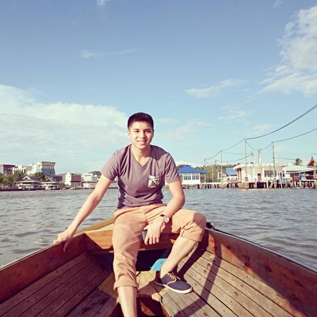 Kampong Ayer - Venice of East: Water taxi