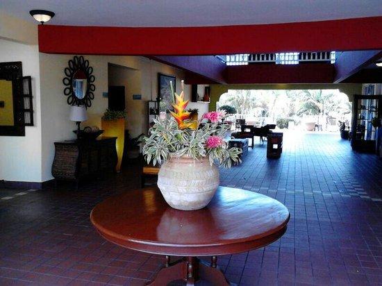 Hotel Punta Maracayo : Entrada