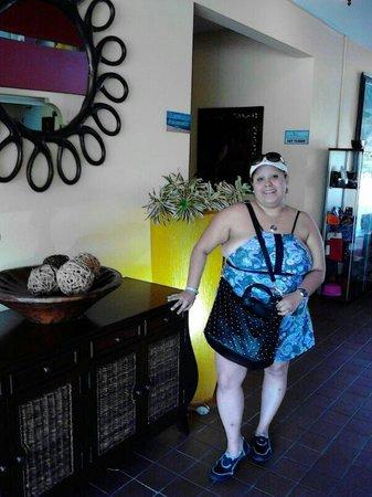 Hotel Punta Maracayo : Me
