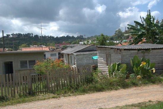 Villa Nereyda: Vinales town...