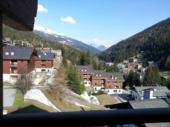 Hotel Vedig : Vista dal balcone - Camera 303
