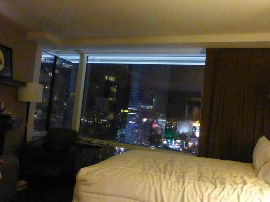 ARIA Sky Suites: Vue chambre