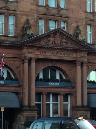 Waldorf Astoria Edinburgh - The Caledonian: Caledonian