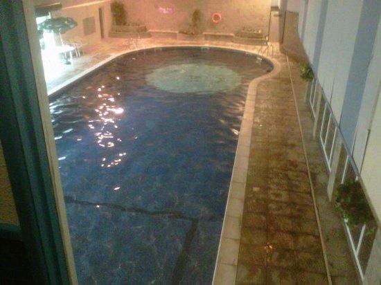 Penstowe Holiday Park: pool