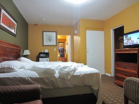 San Marina Motel: Номер
