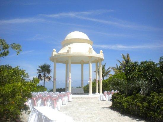 Grand Palladium Colonial Resort Spa Wedding Gazebo