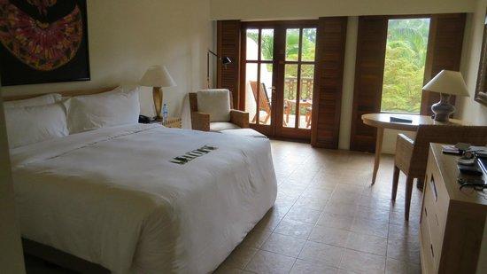 Hilton Mauritius Resort & Spa : nice room