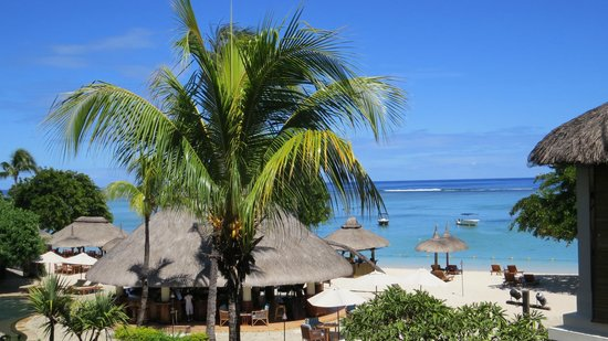 Hilton Mauritius Resort & Spa : awesome view from lobby