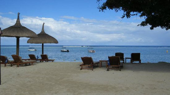 Hilton Mauritius Resort & Spa : gr8 area by beach