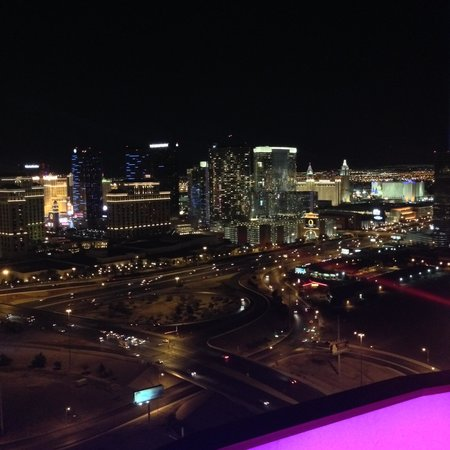 Rio All-Suite Hotel & Casino: Another VooDoo Lounge View