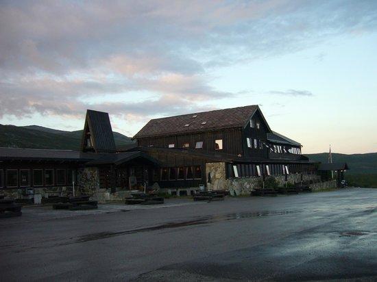 Grotli Hoyfjellshotell: Замечательный отель