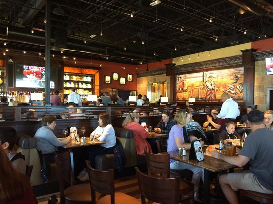 Inside Picture Of Bjs Restaurant Brewhouse Gainesville
