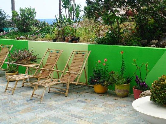 Aris Hotel: relax