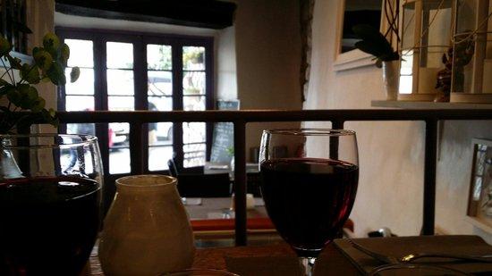 Malabar restaurant : Interno