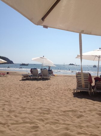 Club Med Ixtapa Pacific: From the beach