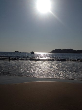 Club Med Ixtapa Pacific: Sunset