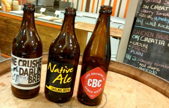 V&A Market on the Wharf : Craft beer
