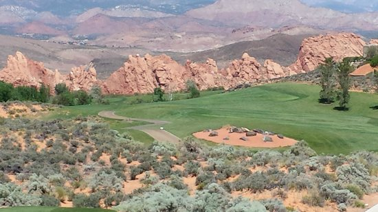 Sky Mountain Golf Course: best stay on the fairway