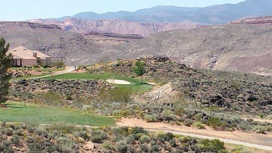 Sky Mountain Golf Course: Quite a view