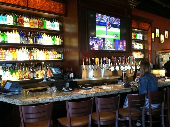 Bjs bar and grill