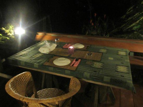 Fern Paradise: restaurant