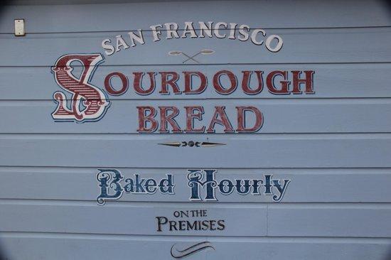 Fog Harbor Fish House : Great Tasty Sourdough at Fog House