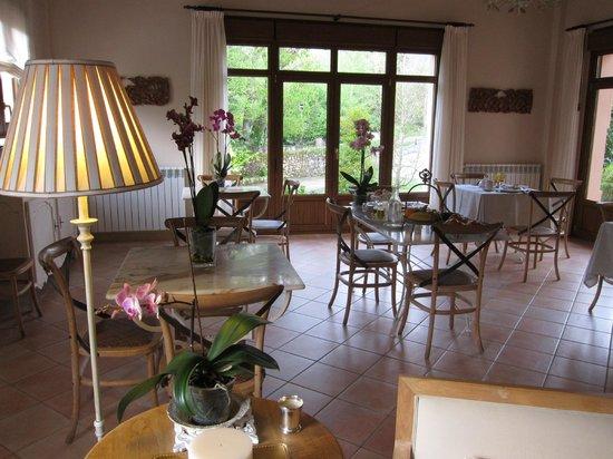 Hotel Rural Arpa de Hierba: desayunos