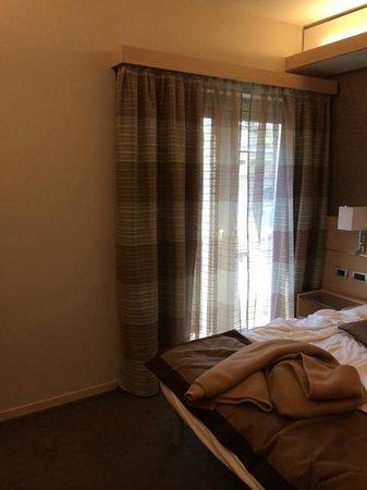 iQ Hotel Roma: Vista de la Habitación