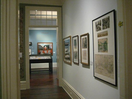 Historic New Orleans Collection: Historic New Orleans exhibit