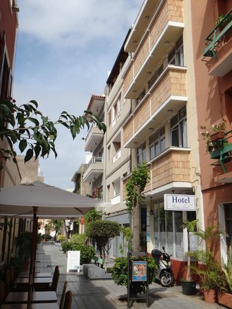 Puerto Azul Hotel : vue extérieure de l'hotel