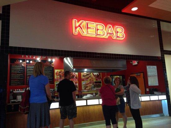 Kebab Tandoor Grill: Yummy!