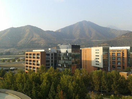 Radisson Ciudad Empresarial Santiago: Vista da suite