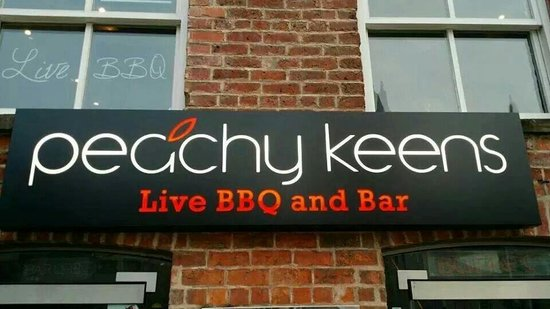 Peachy keens Live BBQ & Bar