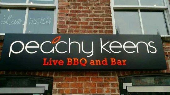 Peachy keens Live BBQ & Bar