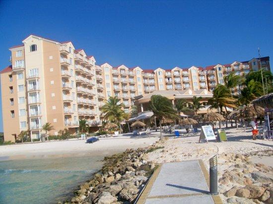 Divi Aruba Phoenix Beach Resort: The Resort- Villas Section