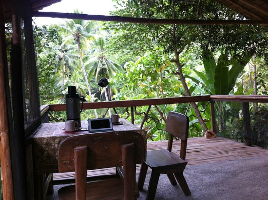 Palawan Mangrove Resort: dining area
