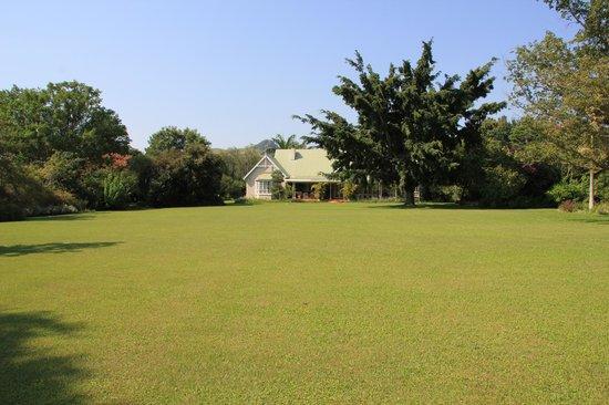 Umdoni: Prachtige tuin