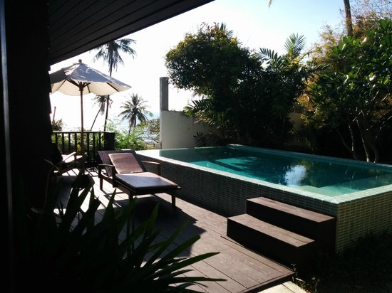 Centara Villas Samui : 138. The worst pool villa ocean view.
