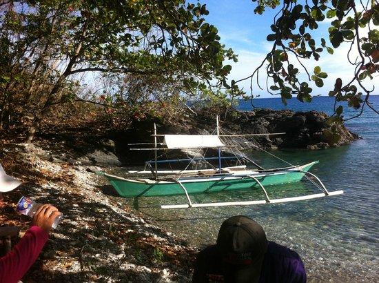 Palawan Mangrove Resort: fishing/snorkeling stop