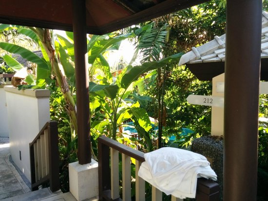 Centara Villas Samui : 138. Nice but not private at all.
