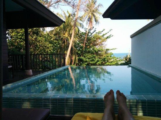 Centara Villas Samui: Pool 139